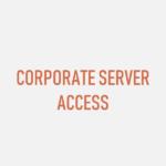 Corporate Server Access